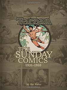 Hal Foster's Sunday Tarzan by Dark Horse Books