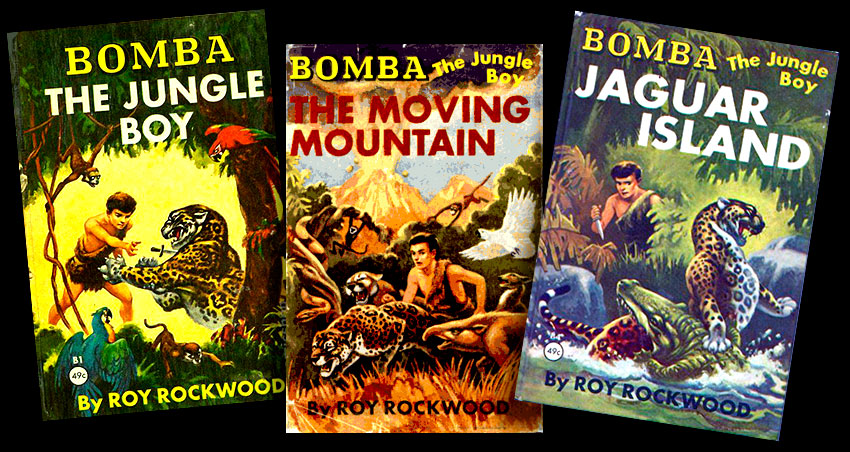 Three G&D Bomba covers