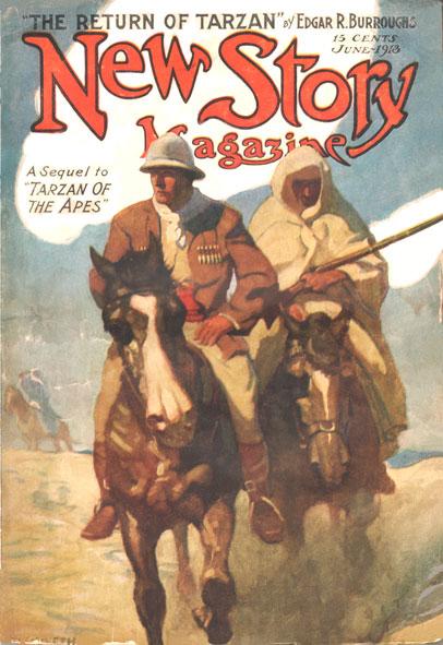 June 1913 New Story Magazine