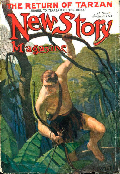 New Story Mag, Aug. 1913