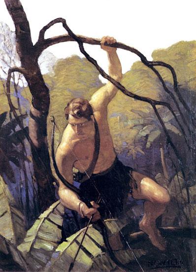 Wyeth Tarzan
