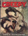 Creepy, #9, June, 1964, Warren Publishing.