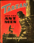 """Tarzan and the Ant Men"" Better Little Book, Whitman Publishing Co., 1945"